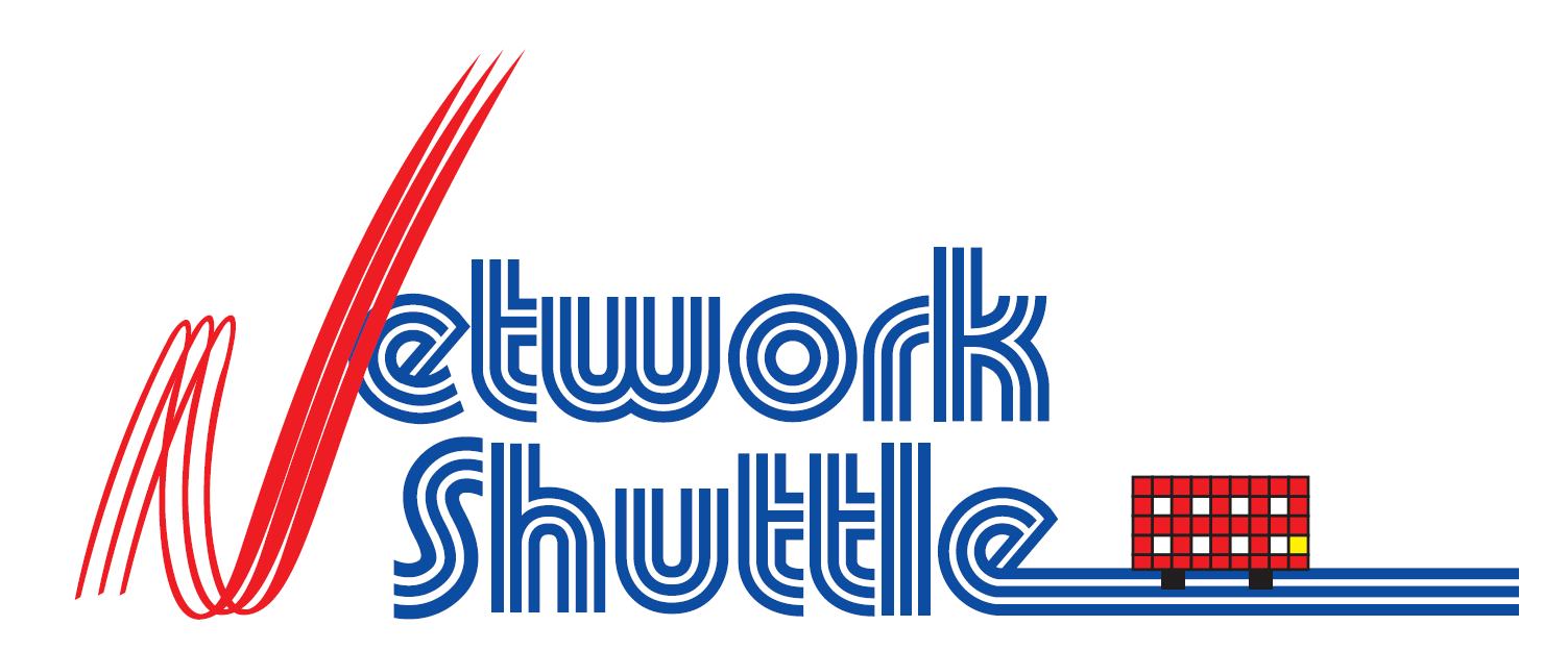 Network Shuttle Diecast Model